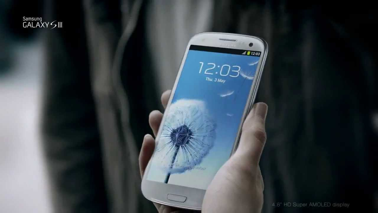 samsung galaxy s3 commercial official 2012   youtube