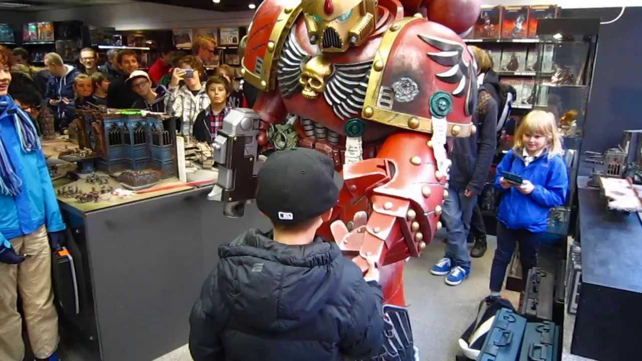 модене в италии прошёл грандиозный конвент для фанатов вселенной warhammer под названием games workshop games day