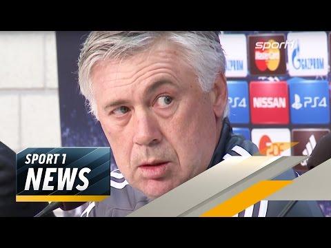 Ancelotti will Guardiola-Plan fortsetzen | SPORT1 - Der Tag
