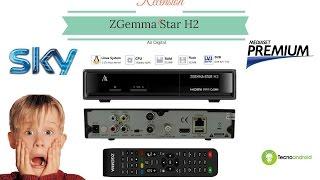 Recensione ZGemma Star H2, il decoder per C-Line e Iptv
