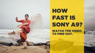 How we made a Video out of a series of pictures shot by SONY A9?