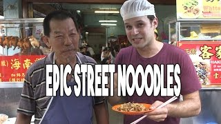 Eating the Best Char Koay Teow in Malaysia | Malaysian Street Food Heaven in Penang |