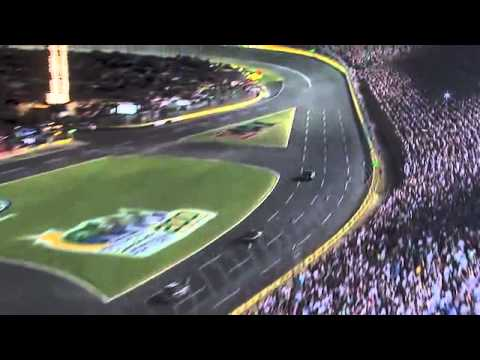 2011 Coca-Cola 600 at Charlotte: Junior out of fuel, HARVICK WINS
