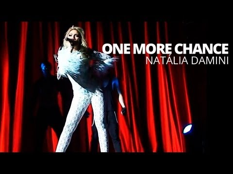 Natalia Damini - One More Chance (Ao Vivo) @ Vivo Rio - Pheeno TV