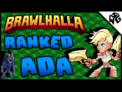 Road to Diamond S5: Ranked Ada 1v1's- Brawlhalla Gameplay :: Diamond Trolled