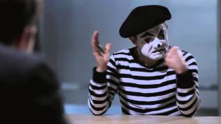 The Girl Is Mime - Starring Martin Freeman