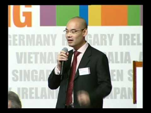 The 9th HK Forum - Zane Moi, Director, Asia Pacific, Research in Motion Ltd (Canada)