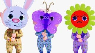 Emotion Song For Kids | Nursery Rhymes & Kids Sings | Zool Babies Fun Songs