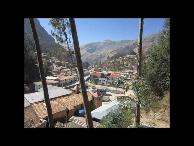 INNOVANDO LOS WARIS DE PALCA HVCA - Ando Sufriendo