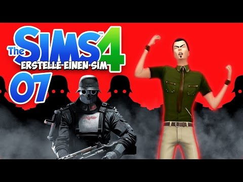 SIMS 4: CREATE A SIM [HD+] #007 - Friedolin & Adolf ★ Let's Play Sims 4