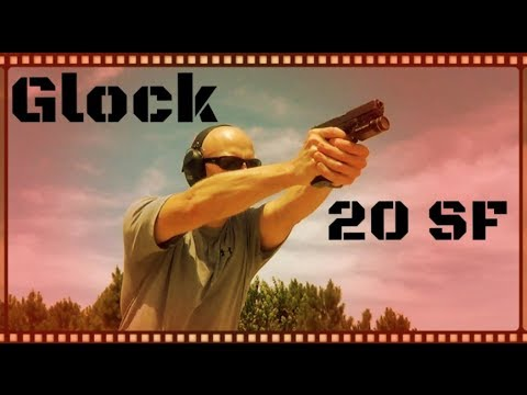 10mm Glock 20 SF Review (HD)