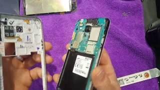 Samsung Galaxy J5 (J500F) : comment remplacer vitre et LCD
