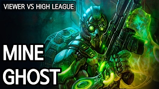 Mass Widow mine and Nuke against Master Terran l StarCraft 2: Legacy of the Void l Crank