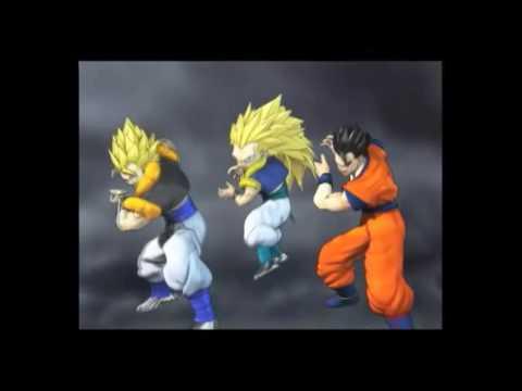 Dragon Ball Z Budokai Tenkaichi 3 - Trailer - Wii - PS2