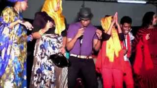 Gulled Ahmed Performing LIVE DHAHAR Nairobi Show 2013 | HD