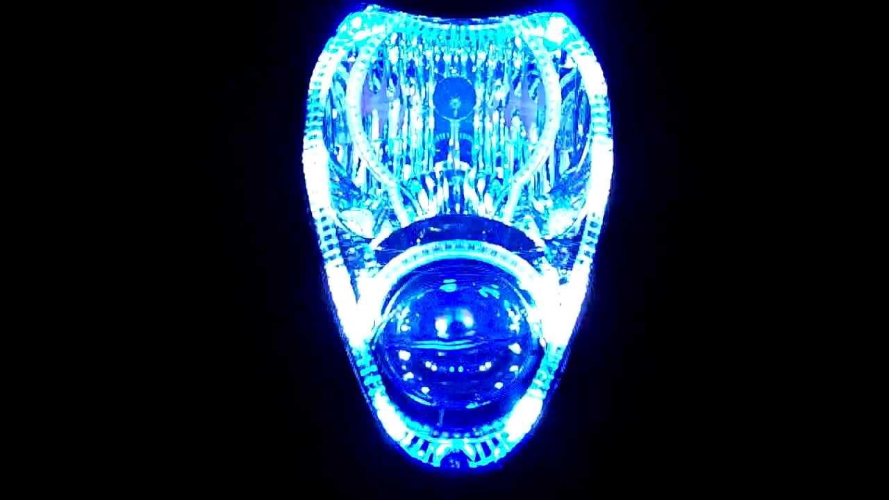 Suzuki Hayabusa Headlight Bulb Size