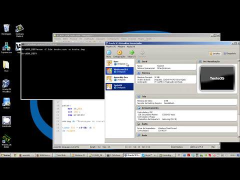 [Assembly] - Fazer programa bootável (Sistema operativo)