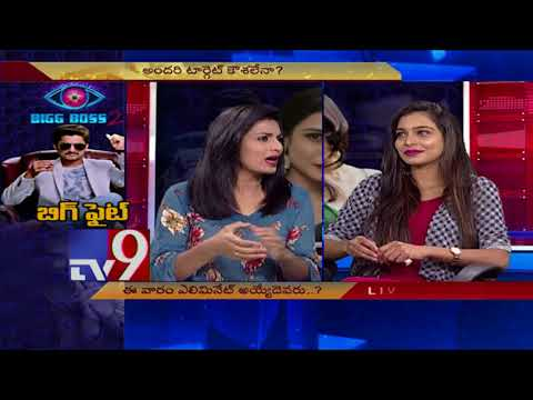 Bigg Boss Telugu 2 - Sanjana Anne sensational comments on eliminations - TV9