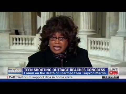Rep. Corrine Brown has a Meltdown