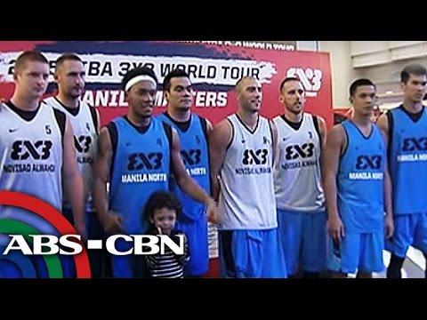 SBP, nanawagan ng suporta para sa basketball world cup