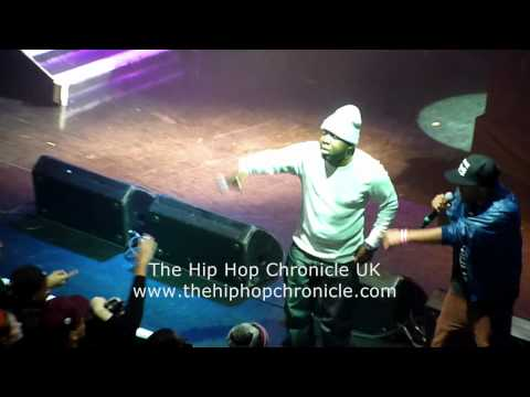 *EXCLUSIVE* Phife Dawg Performing At KOKO In London