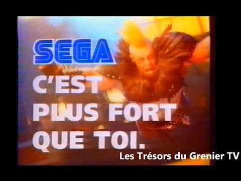 Compilation de publicité SEGA MEGADRIVE (GENESIS) du début des années 1991 mettant en scène le célèbre Punk baléze et idiot face à la voix de Maitre Sega. Ce...