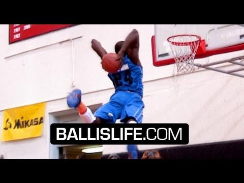 2013 Ballislife All American Game! CRAZY Highlights! Aquille Carr, Zach LaVine, Deonte Burton & More