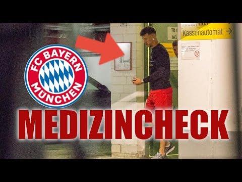 PERISIC beim MEDIZINCHECK | Bayern München