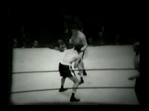 Rocky Graziano | Tony Janiro 1/3 (Main Event w/ Rocky Marciano) Video