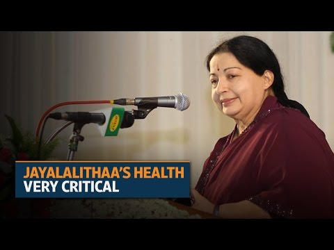Jayalalithaa cardiac arrest: Centre sends team of AIIMS doctors to Chennai