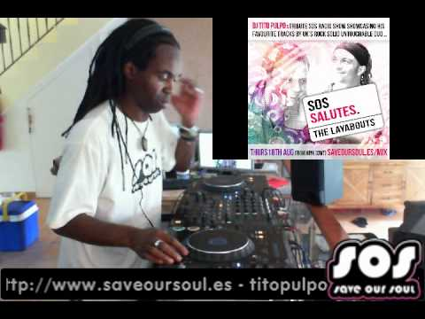 Soulsearcher - Cant Get Enough (The Layabouts Vocal Mix)