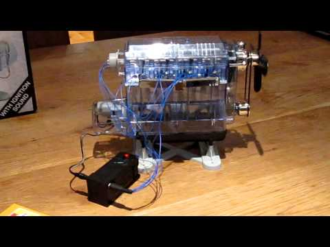 Haynes  Internal Combustion Engine review