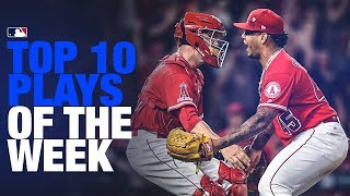 Amazing no-hitter from Angels | Top 10 Plays of the Week (7/8 to 7/14) | MLB Highlights