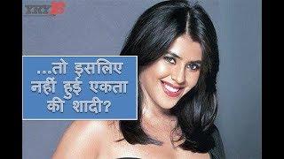 Download तो इसलिए नहीं हुई एकता की शादी   Why Ekta Kapoor Did Not Get Married Karan Johar   YRY18 3Gp Mp4