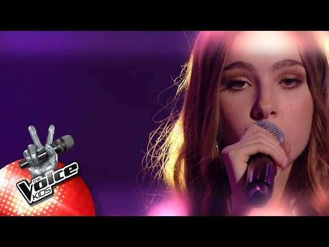 Jade - 'Grand Piano' | Finale | The Voice Kids | VTM
