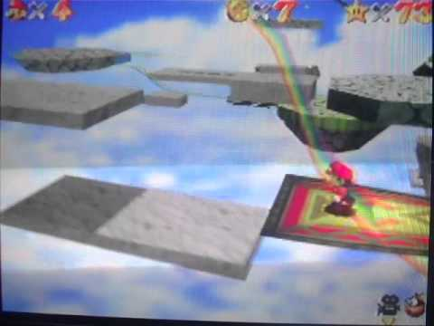 Lets Play Super Mario 64 Episode 12:Jimmy Fallon