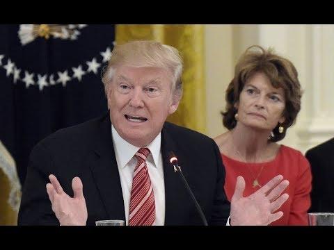 Congressman Wants Trump Investigated for Threatening Alaska