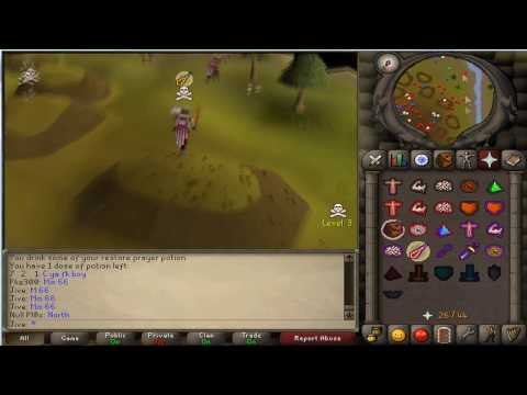 MM vs FOE 100v100 Low Wilderness Fight