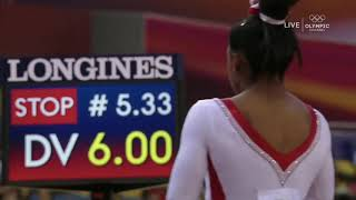 Simone Biles (USA) Vault Final Doha 2018