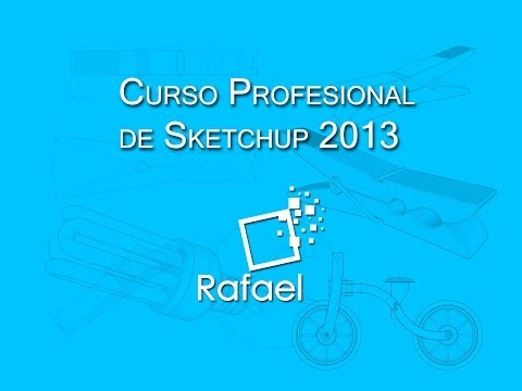 Curso Profesional Sketchup parte 4