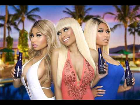 Nicki Minaj - Boss Ass Bitch PTAF Remix NEW !!! (Lyrics in description)