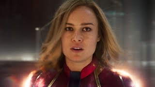 'Captain Marvel' Trailer 2
