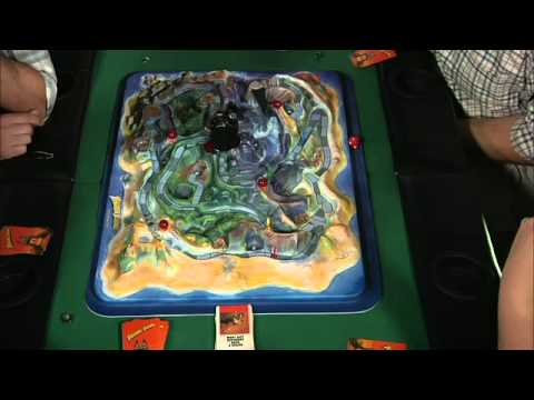 Board Beyond Belief: Fireball Island