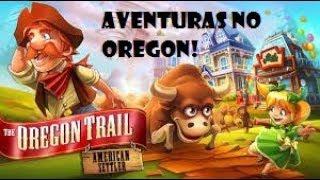 Aventuras no Oregon - THE OREGON TRAIL: AMERICAN SETLERS
