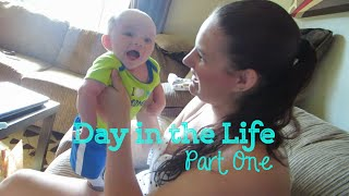 1st DAY IN THE LIFE! (Part One) | Our Lives, Our Reasons, Our Sanity