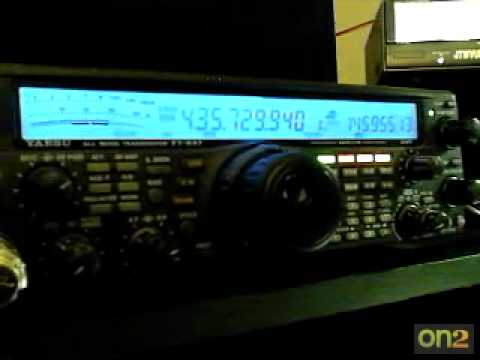 HO-68 Amateur Radio Satellite 12/29/09