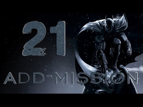 Batman: Arkham Origins #21 Towers (Прохождение Walktrough let's play)
