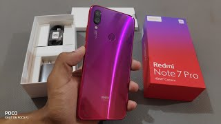Redmi Note 7 Pro Red Colour Unboxing | Redmi Note 7 Pro Red Vs Black Colour