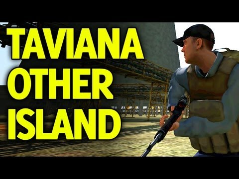 DayZ Taviana - The Other Island - A Fresh Start (Arma 2: Dayz Mod)