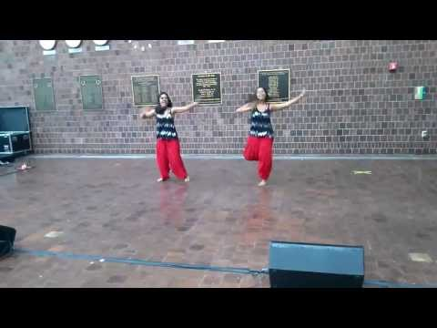 Nagada Sang Dhol Dance Performance video